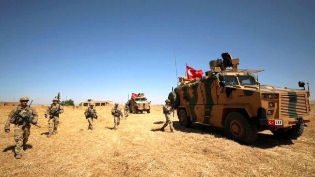 TSK İdlib'de rejim mevzilerini vurdu