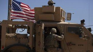 ABD, Suriye'de füze savunma sistemi kurdu