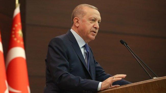 Erdoğan: Türkiye'nin geleceğinde CHP diye bir partiye yer yok