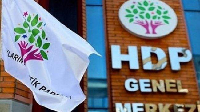 HDP'den 'fezleke' ve 'parti kapatma' açıklaması