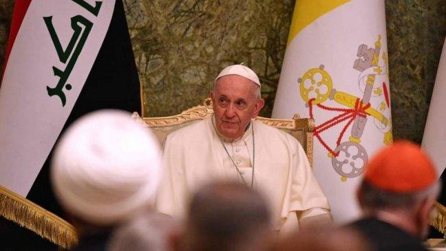 Papa Franciscus: Aşırıcılık ve hoşgörüsüzlük yeter
