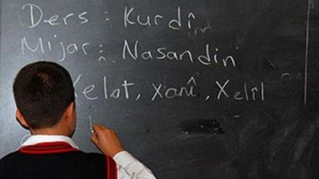 MEB'den Kürtçe öğretmenlik için 3 kontenjan