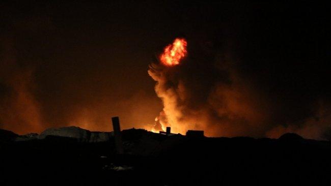 SMDK'den Suriye'deki füzeli saldırılara ilişkin açıklama