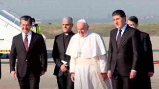 Papa Francis Erbil'de