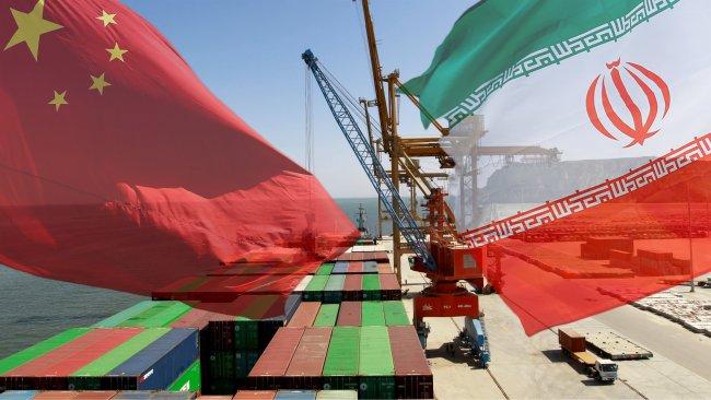 İran, Çin'e rekor miktarda petrol taşıdı