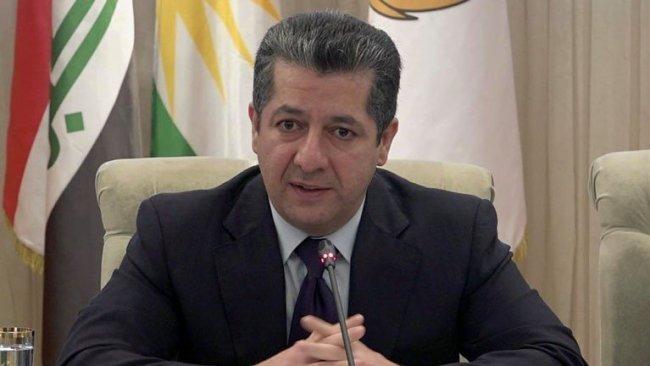 Başbakan Barzani'den Kazimi'nin çağrısına destek