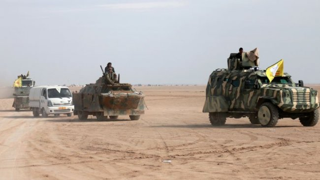 Uluslararası Koalisyon ve DSG'den Haseke'de ortak operasyon