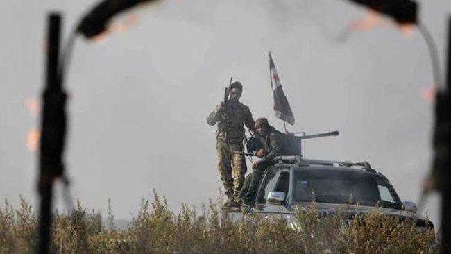 Halep'te SMO ve DSG arasında şiddetli çatışmalar!