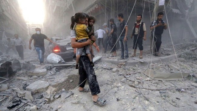BM: Dünya 10 yıldır Suriye'deki yıkımı ve dökülen kanı izliyor