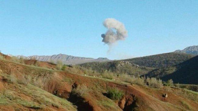 Peşmerge Güçleri'nden Qereçox Dağı'ndaki operasyonlara ilişkin açıklama