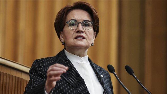 Akşener: HDP'li vekillerin yerinde olsam istifa ederdim