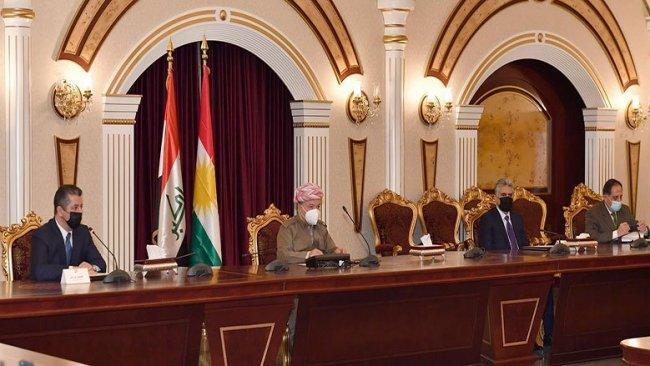 Başkan Barzani: Kürdistan halkı kendi geleceğini hükümette görmelidir