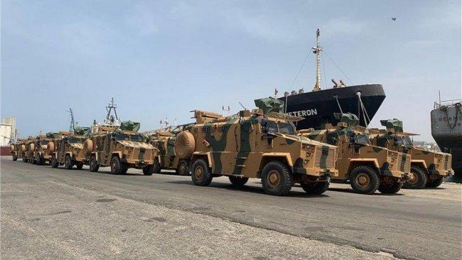 BM: Tüm yabancı askerler derhal Libya'dan çekilsin