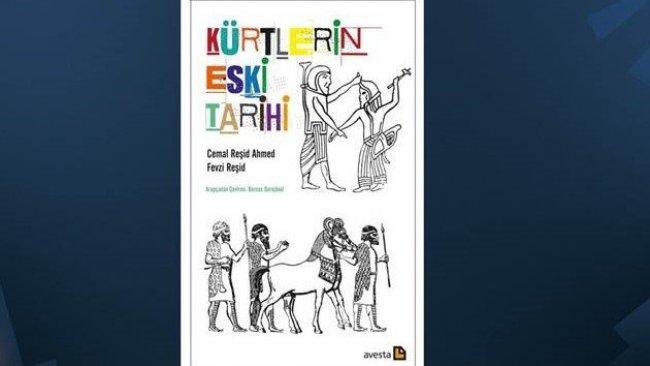'Kürtlerin Eski Tarihi' kitabı çıktı