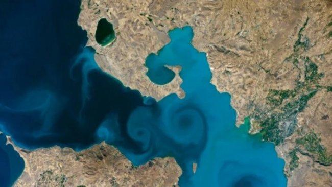 NASA yarışmasında 'Van Gölü' sürprizi