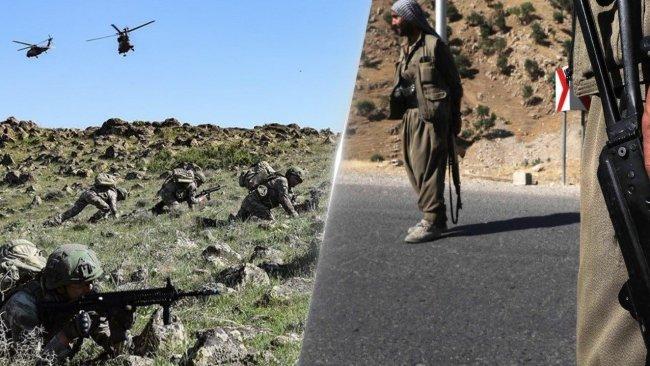 'Türkiye, Şengal'deki PKK güçlerine yönelik operasyon hazırlığında'