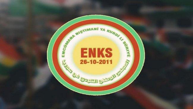 ENKS: Kürt milletine yönelik bu saldırının vahşeti tüm insanlık vicdanını sarsmıştır
