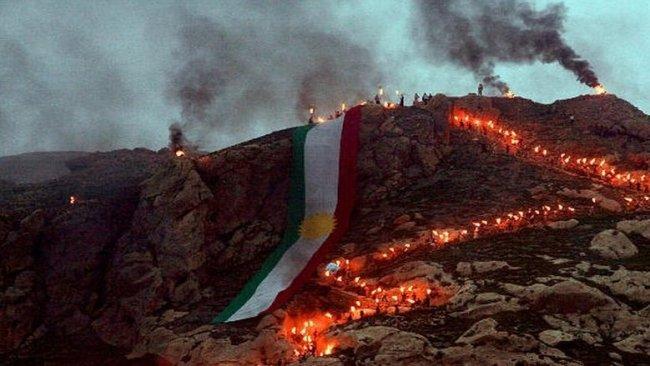 Erbil'den Newroz kutlamalarına ilişkin açıklama