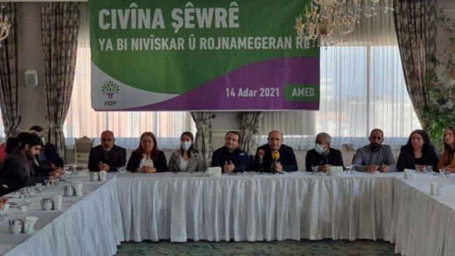 HDP'den 'Kürtçe' açılımı