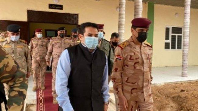 Iraklı üst düzey güvenlik heyetinden Şengal'e ziyaret