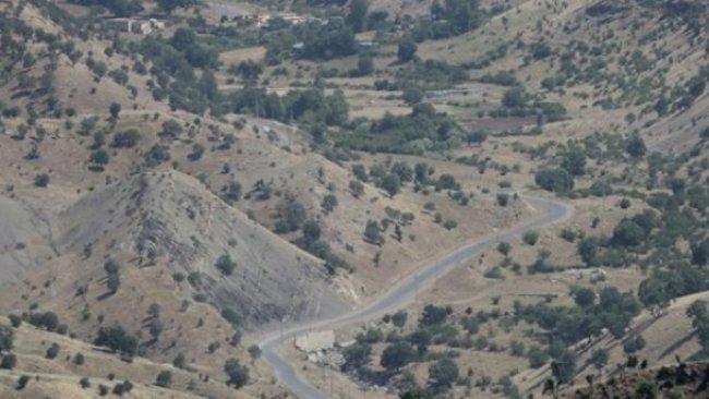 Uluslararası Koalisyon güçleri Qereçox Dağı'na konuşlandı
