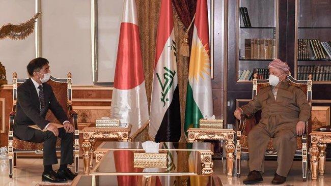 Japonya: Kürdistan Bölgesi'yle ilişkilerimizi geliştirmek istiyoruz