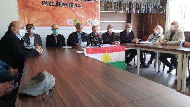 Kürdistani Partiler: 16 Mart 'Kürtlere karşı soykırım günü' olarak tanınmalı!