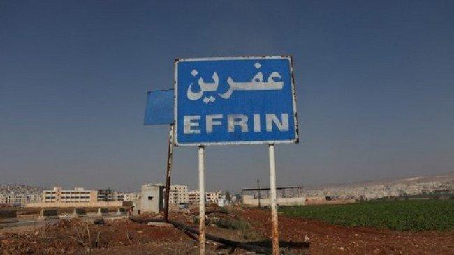 Afrin'e girişler yasaklandı