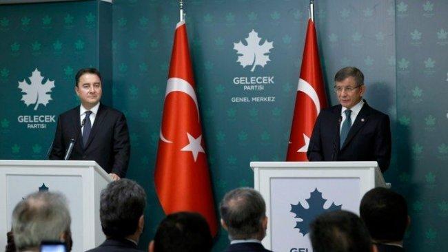Davutoğlu ve Babacan'dan 'HDP' tepkisi