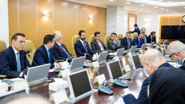Kürdistan Hükümeti Müzakere Heyeti Bağdat'ta