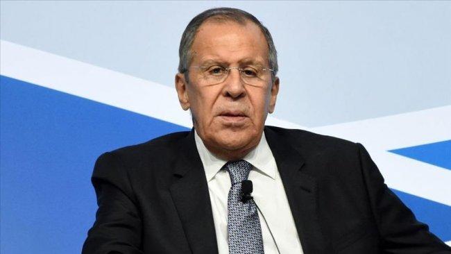 Lavrov: Suriye'nin geleceğine Suriyeliler karar vermeli