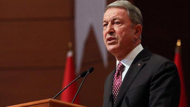 Akar: ABD'nin, YPG ile işbirliği yapmak yerine Türkiye ile yapması gerekir