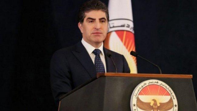 Neçirvan Barzani'den Irak Parlamentosu'nun 'Halepçe' kararına destek