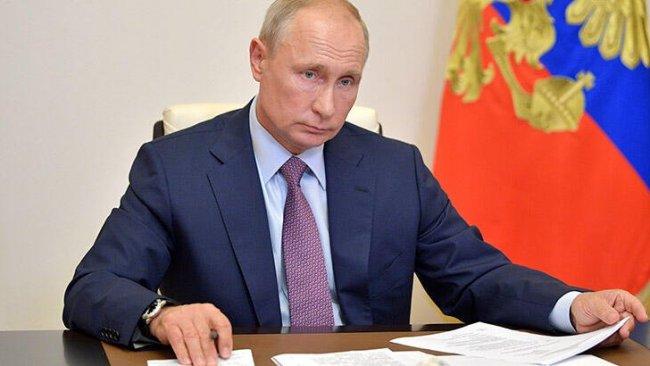 Putin'den Biden'in 'katil' açıklamasına yanıt