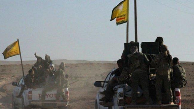 Rojava'da DSG ile SMO arasında şiddetli çatışma!