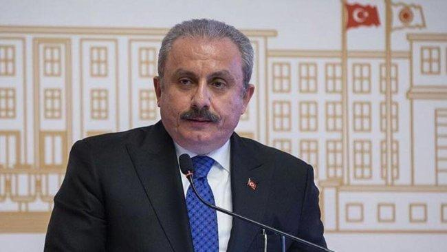 TBMM Başkanı'ndan 'HDP' açıklaması: 'Bir ilk değil'