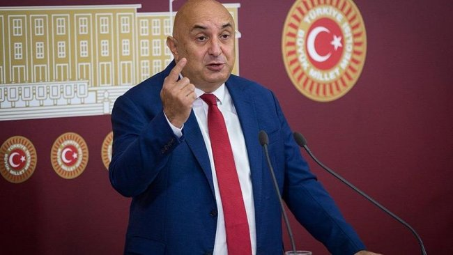 CHP'li Özkoç: Abdullah Öcalan istediği için mi HDP'yi kapatıyorsunuz?