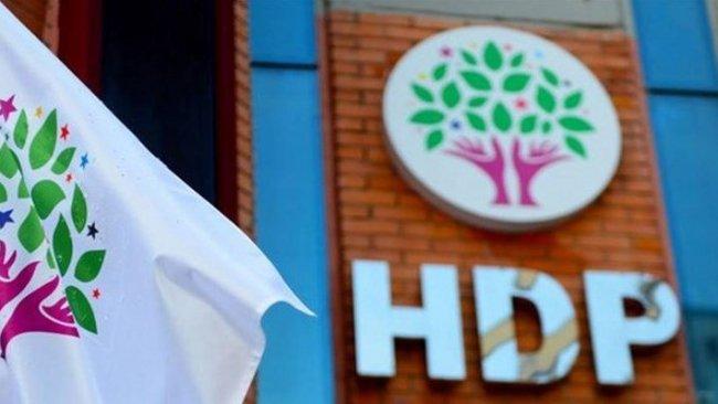 HDP'ye kapatma davası için raportör görevlendirdi