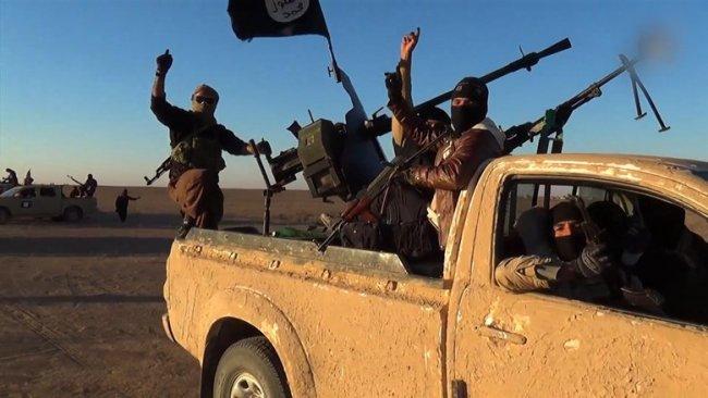 IŞİD, Haşdi Şabi'ye saldırdı: Ölü ve yaralılar var