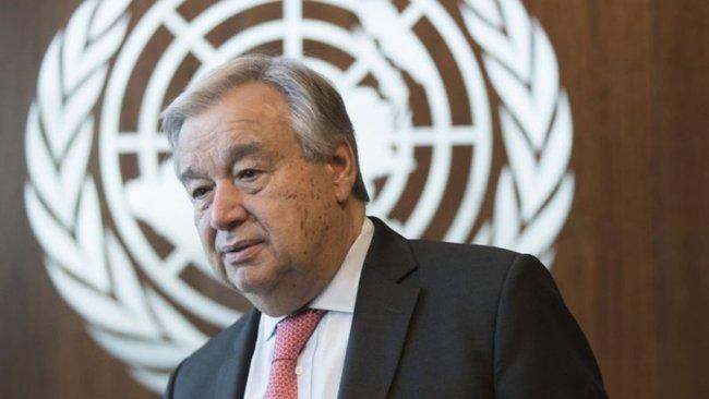 BM Genel Sekreteri Guterres'ten Newroz mesajı