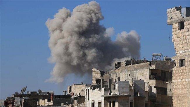 Rusya, İdlib'de hava saldırısı düzenledi