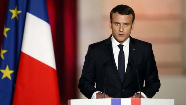Macron: Papa'nın ziyareti bir dönüm noktasıydı