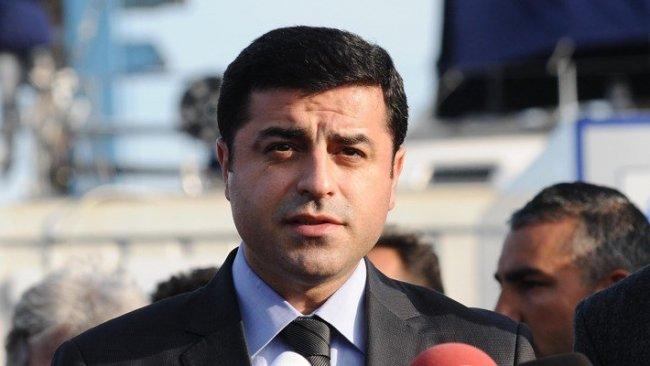 Avrupa Konseyi'nin Demirtaş kararı mahkemeye gönderildi