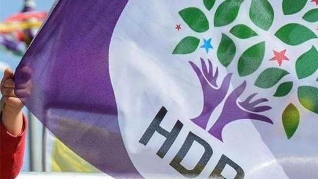 Dokuz partiden HDP'ye destek açıklaması