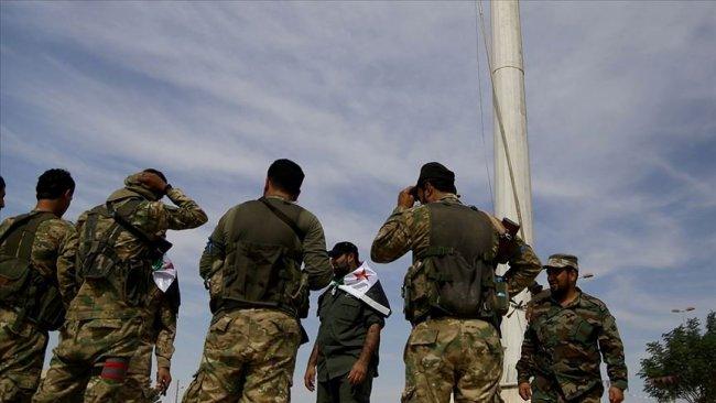Suriye Ordusu İdlib yakınındaki SMO gruplarını vurdu