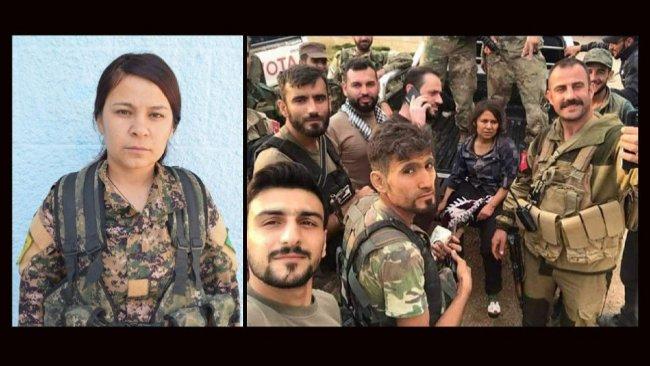YPJ'li Çiçek Kobane'ye müebbet hapis cezası verildi