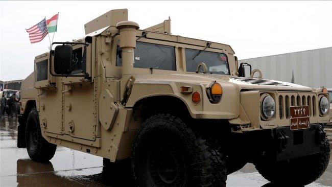ABD, Peşmerge güçleri ile  Mahmur'da üs kuruyor