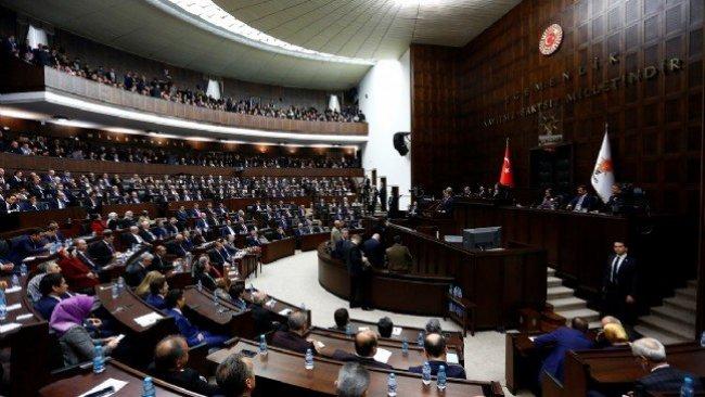 AK Parti yönetim yapısında değişiklik açıklandı