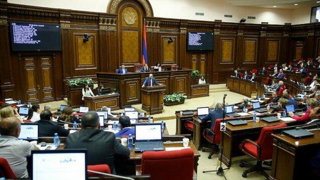 Ermenistan'da sıkıyönetim iptal edildi