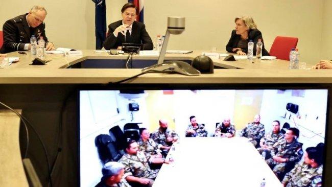 Hollanda: Erbil saldırısından sonra bölgeyi dikkatle gözlemliyoruz